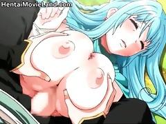 astonishing hentai whore sucks hard dong part0