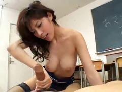 marvelous breasty japanese teachers hot unshaved