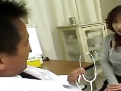 korean doctor and korean butthole