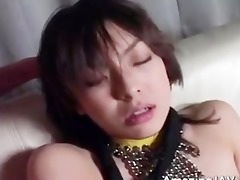 blindfolded asian chick receives screwed part8
