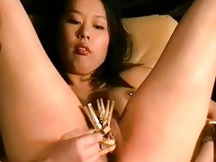 oriental tigers whipped love tunnel and asian