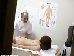 massage therapist treatment