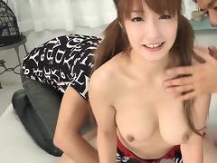 cutie cumcovered after sex