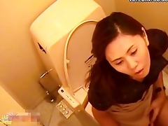 hidden cameras in the girl water closet room