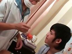 dildo a-hole checkup