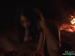 outdoor hardcore sex love oriental hawt beauty
