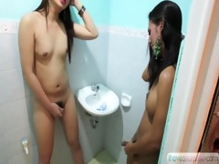 oriental ladymans shave and play