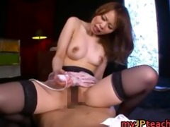 eri ouka sexy japanese teacher is hot part11