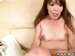 lustful milf getting bawdy cleft fingered and can