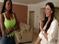 myfriendshotmom - diamond jackson & india