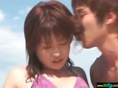 banging in outdoor place sexy slut japanese girl