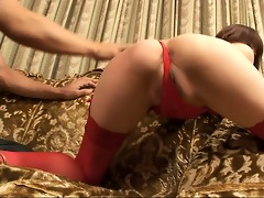 penis humping slim and lengthy legged hottie in