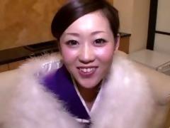 japanese kimono cutie fuck