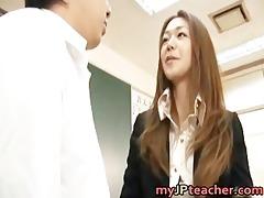 junna aoki hawt oriental teacher acquires part0