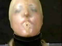 hotty in breathplay hood played with