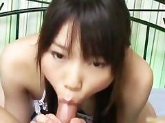real oriental flower haruki ibuki on her part5
