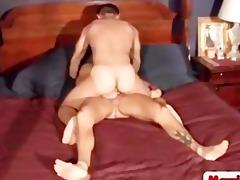 cute oriental males fucking on sofa part8
