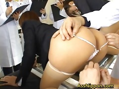 rica oriental doll is screwed hard grom part6