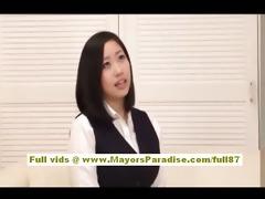 anri hosizaki oriental doll acquires her milk