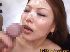 aya matsuki hawt oriental doll enjoys a cum part10
