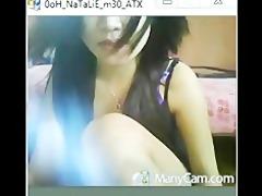 camfrog natalie show gorgeous body on livecam