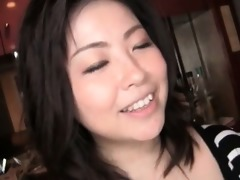 breasty oriental honey acquires lewd rubbing part3