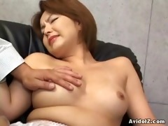 japanese hottie gets her haiy fur pie fingered