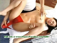 sora aoi superb asian hotty receives muff caressed