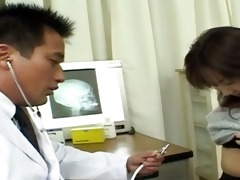 chinese doctor and chinese rectal hole