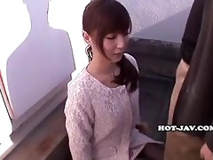 japanese cuties screwed concupiscent school angel