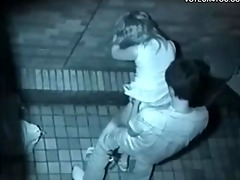 infrared voyeur outdoor sex