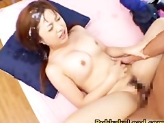 aroused real oriental hottie kokomi