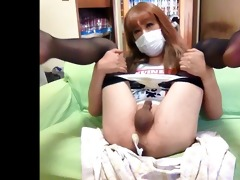 bad girl japanese crossdresser