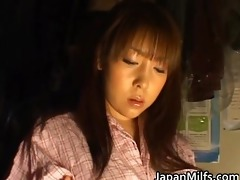 slutty japanese milfs engulfing and fucking part5