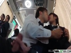 hot oriental love to get drilled hard in public
