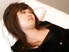 bizarre japanese sweetheart fucking the doctor