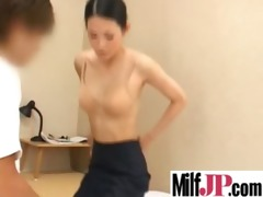 japanese milfs acquires group-fucked really hard