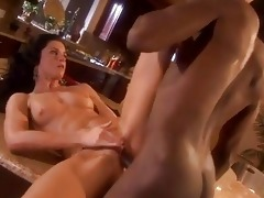 sultry bitch india summers is mad to please this