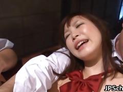 cute school hotty rin momoka drilled part11