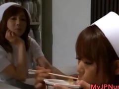 akina perverted oriental lesbo nurse part7