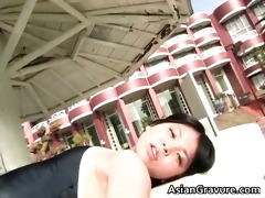 2211 percent bishoujo real asian model part1