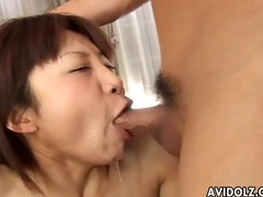 japanese wench ami kitazawa receives banged by