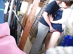 real dilettante couples sex scene