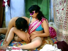 indian non-professional savita bhbahi screwed