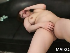 d like to fuck japanese yuriko hoshino shows her