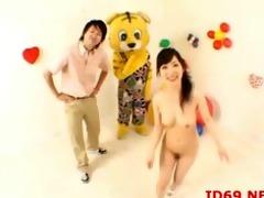 japanese av model nude and playing